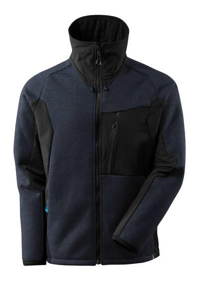 Softshell jakk 17105 Advanced. hall/must L, Mascot