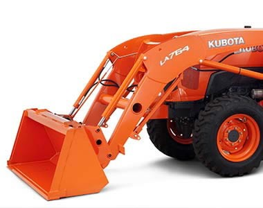 Front Loader with Front Guard only LA714 L4240, Kubota, kubota -