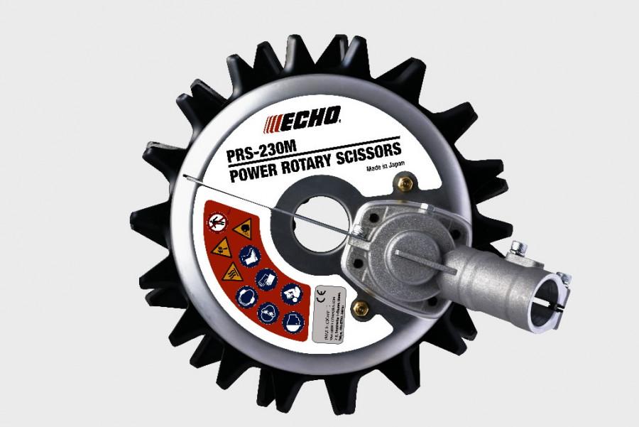 Rootor vikat PRS-230M reduktoriga, ECHO
