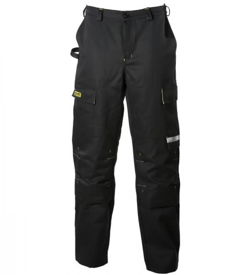 Keevitaja püksid 645, must/kollane 52, Dimex