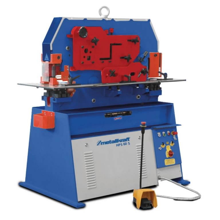 Hüdrauliline giljotiin HPS 60S, Metallkraft