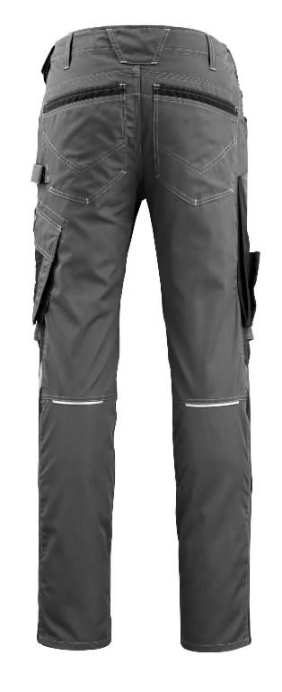 Tööpüksid Lemberg tumehall/must 90C46, Mascot