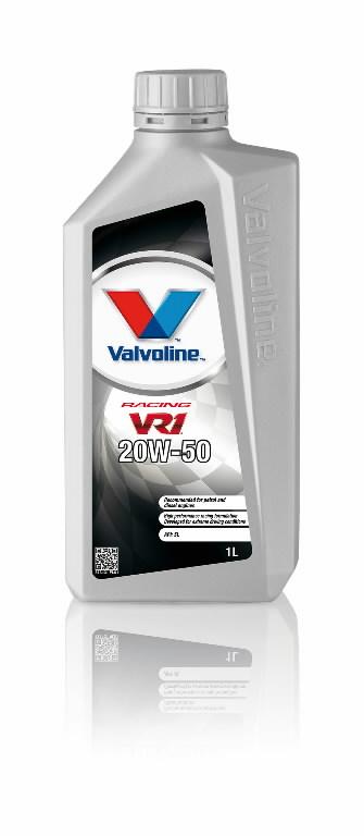 Mootoriõli VR1 RACING 20W50 1L, Valvoline