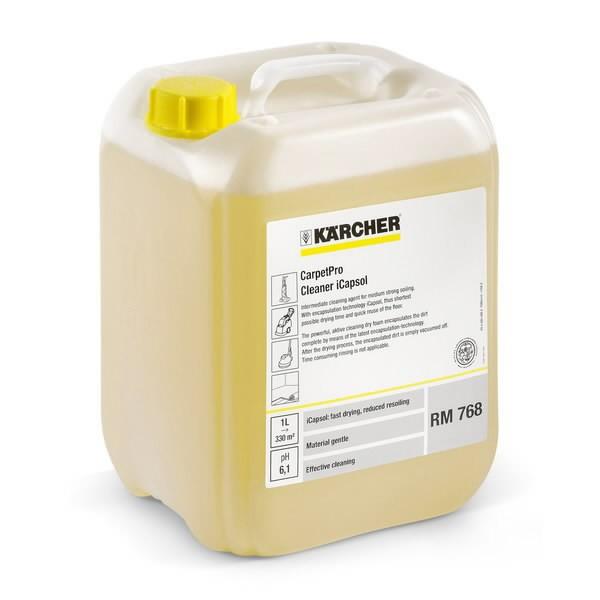 Pesuaine RM 768 10L vaibapesuaine, Kärcher