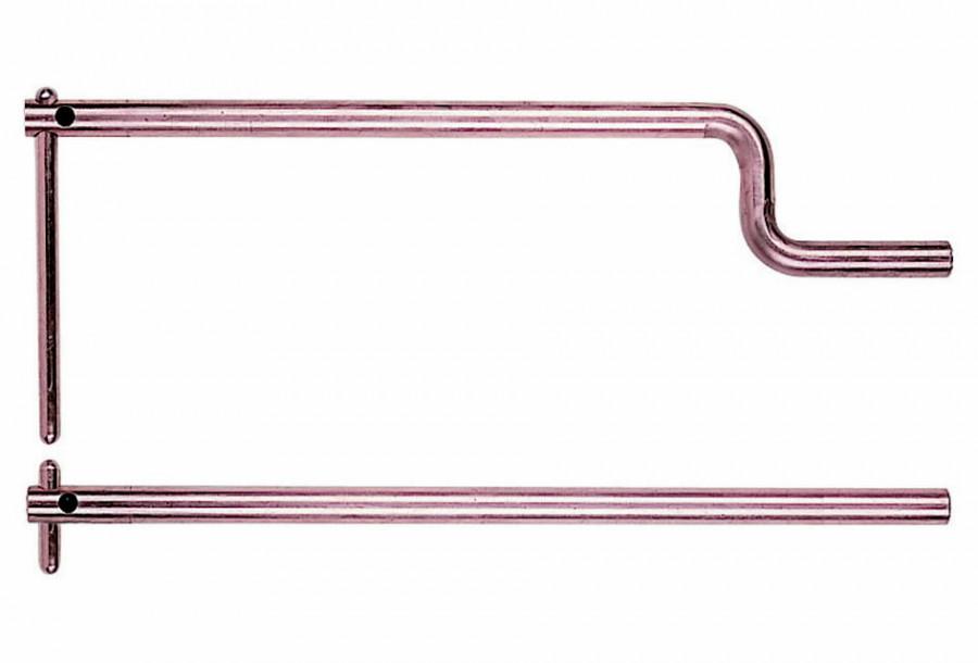 Punktkeevitusekäpad L=500mm koos elektroodidega, Telwin