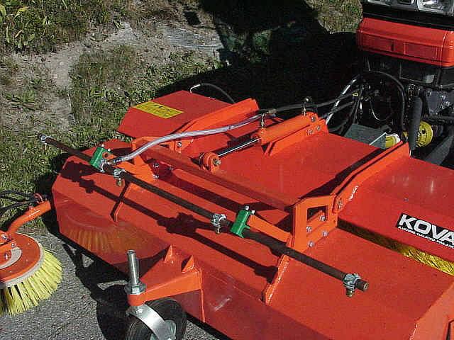 Veesüsteem, vask, kollektoriga harjale 1500 mm, KOVA