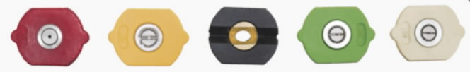 Düüsi komplekt, 5tk HCE3200/HCP2600, Scheppach