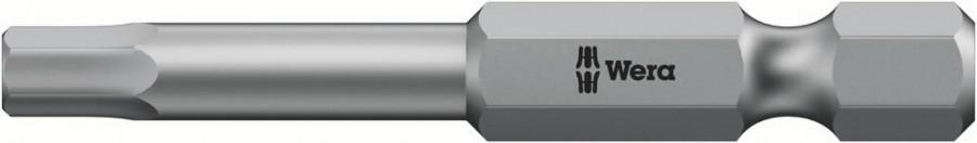 Otsak 1/4´´ 840/4 Z, HEX 6,0x50, Wera