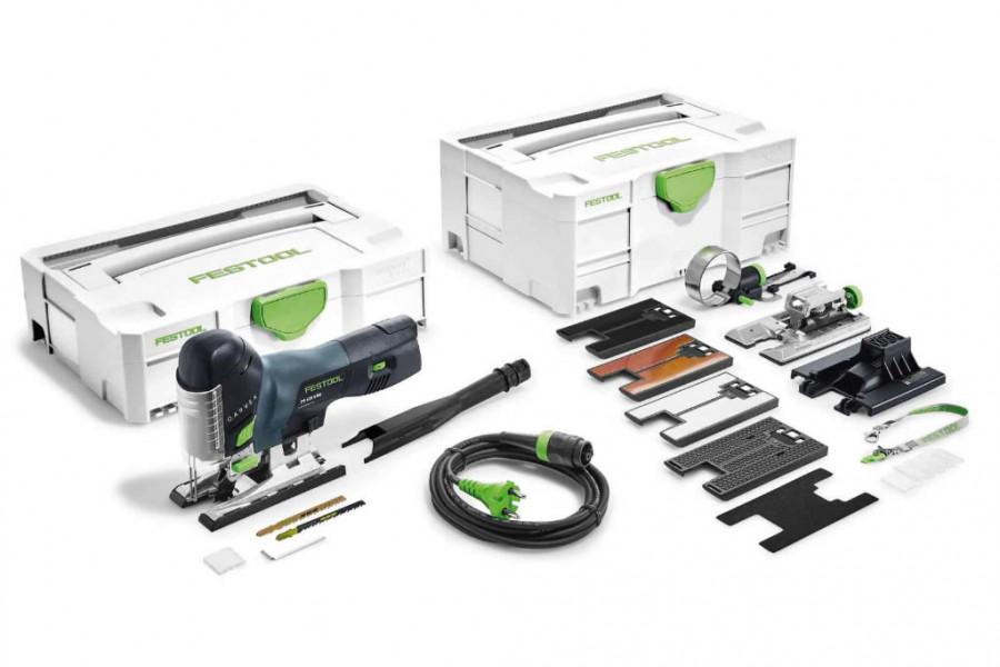 Tikksaag PS 420 EBQ-Set
