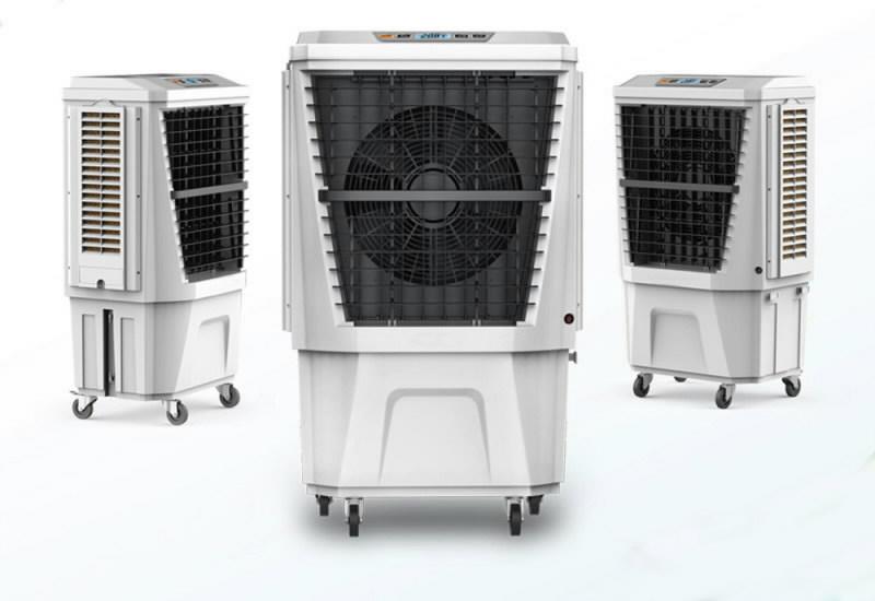 Ventilaatoriga õhujahuti Veltron JH165, 6000m3/h, Hipers