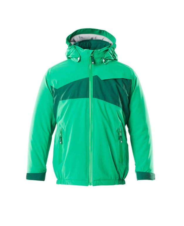Bērnu ziemas jaka ACCELERATE CLIMASCOT Light, green 164, Mascot