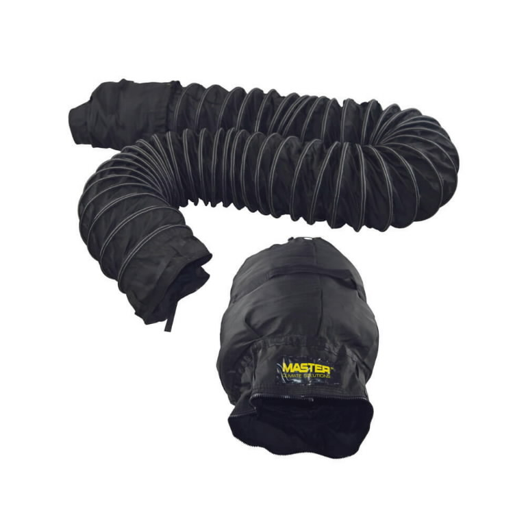 Hose black w. bag 710 mm x 760 cm - BV 691 (1-way outlet), Master
