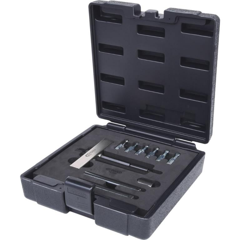 Laagri tõmmitsa komplektt, 21 osa, 20-95mm, 5,5-8mm, KS Tools