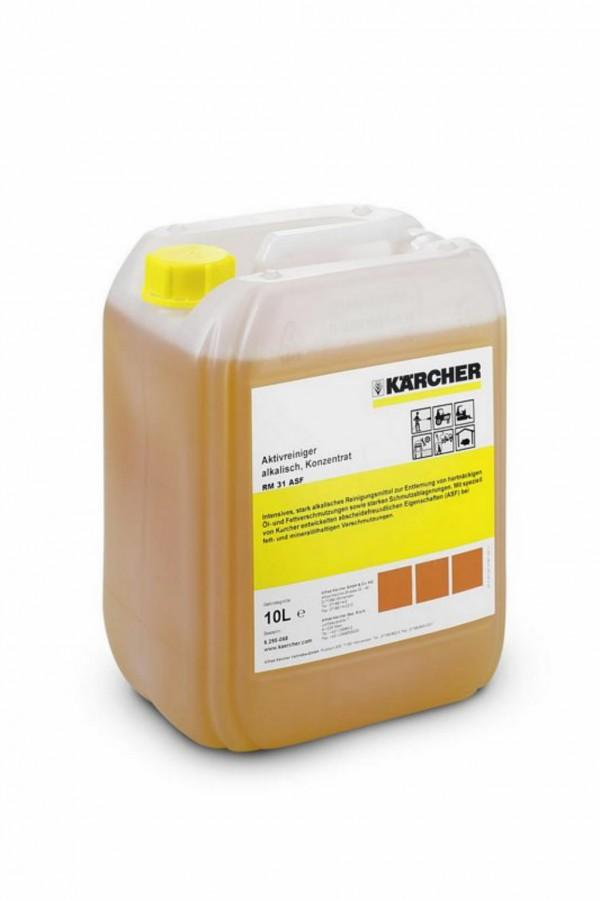 Õli- ja rasvaeemaldi EXTRA RM 31 ASF, kontsentraat, 10L, Kärcher