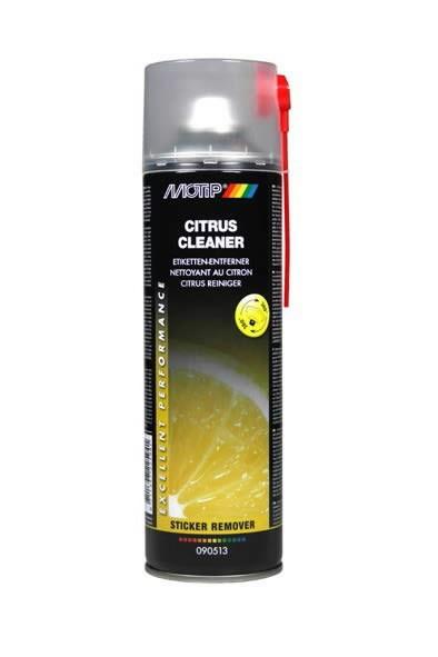 Puhastusvahend tsitruselõhnaline CITRUS CLEANER 500ml, Motip