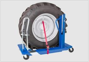 Traktori rataste paigaldamise käru WT1500NT WT1500, AC-Hydraulic
