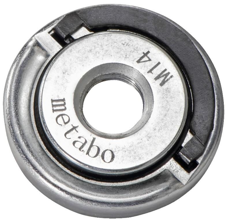 Quick mutter väikesele nurklihvijale, M14, Metabo