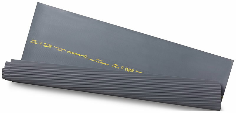 Kummimatt 1000x1000 mm, Knipex