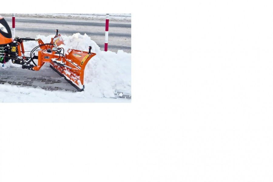 Snow Plow City 180, Kubota