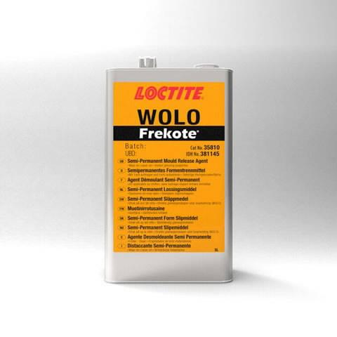 Loctite Frekote Wolo 5L