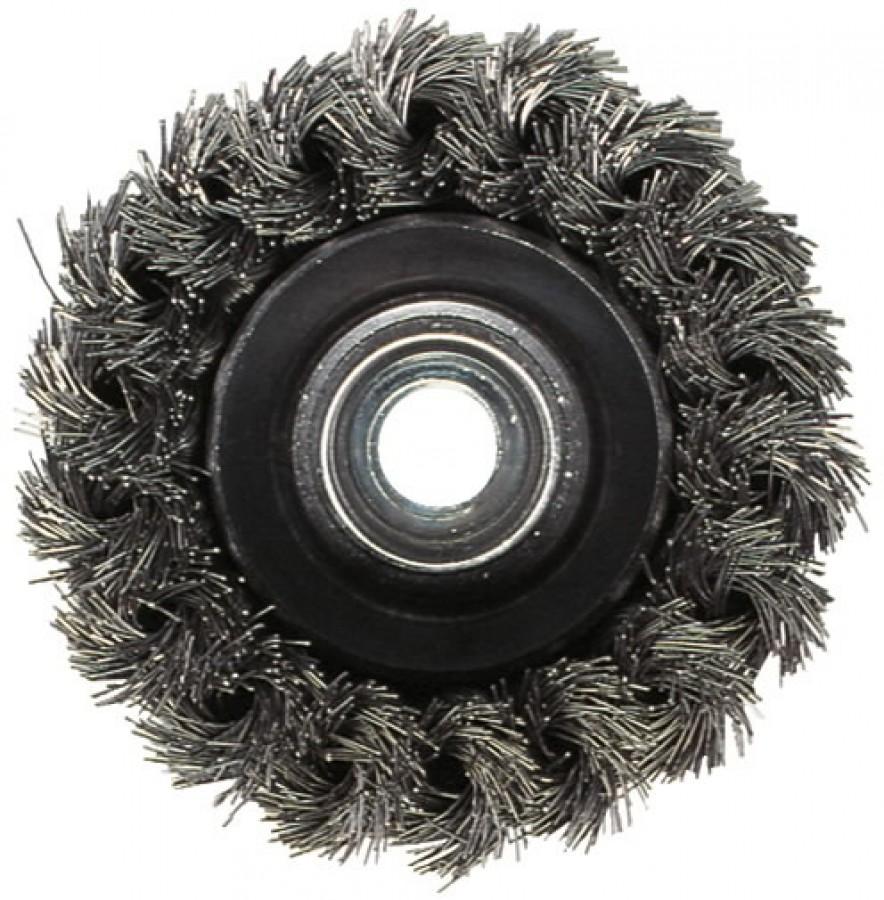 Kausshari - punutud 70mm, M14, INOX 0,35mm, Metabo