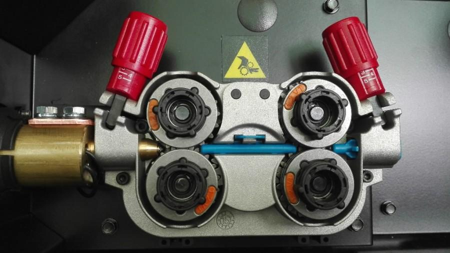Traadi etteandemehhanism PF26 õhk-/vedelikj., Lincoln Electric