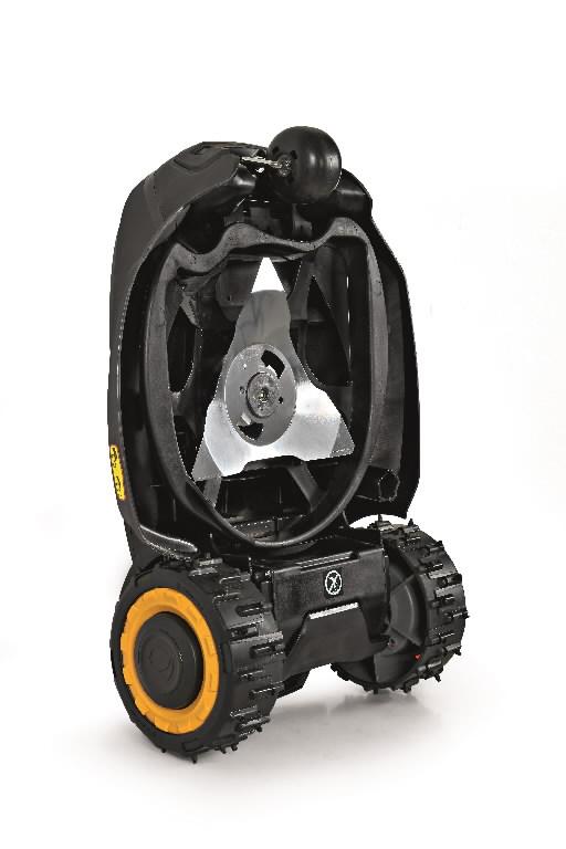 Robottileikkuri XR2 1500, Cub Cadet