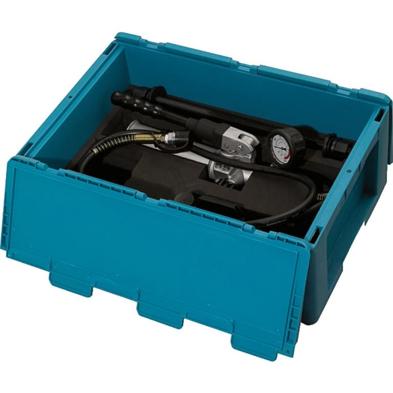 Hüdrauline pump ja silinder 4-osa 700BAR, KS Tools