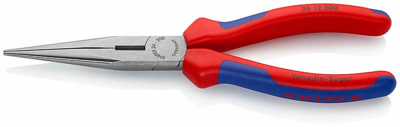 koonusmokktangid 200 mm comfort käepide, Knipex