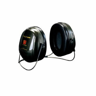 Kõrvaklapid Optime II, kaelavõru, 31dB, roheline H520B-408-GQ, 3M