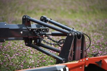 Mower  DMC 6332T, Kubota