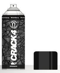 NDT WS Must magnetiline aine Crack 4, 400ml, Whale Spray