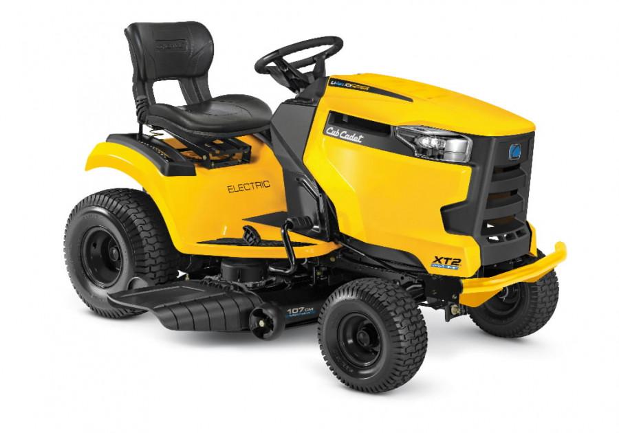 Mauriņa traktors  XT2 ES107, Cub Cadet