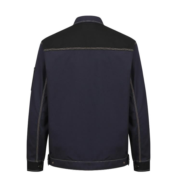 Darba jaka DSCM, tumši zila/melna XL, Pesso