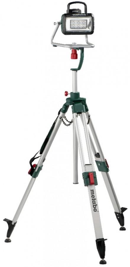 Akuga LED prozektori komplekt BSA 14,4-18 + statiiv, Metabo