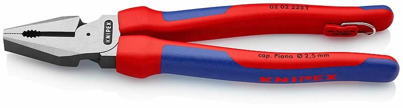 Jõunäpitstangid 225mm comfort käepide konksuga, Knipex