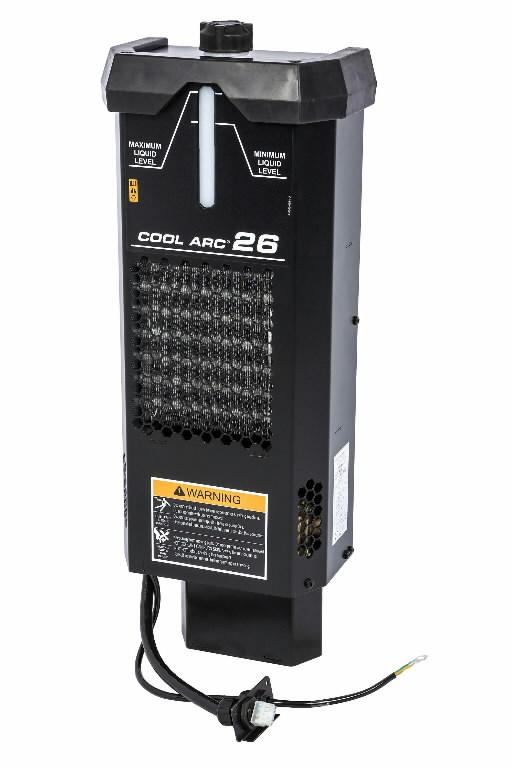 Vesijahutus Coolarc 26, Lincoln Electric