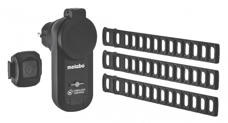 Tolmuimeja juhtmevaba juhtimissüsteem CordlessControl, Metabo