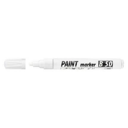 marker valge PAINT B 50