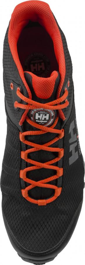 Darbiniai batai RABBORA , juoda/oranžinė 48, Helly Hansen WorkWear