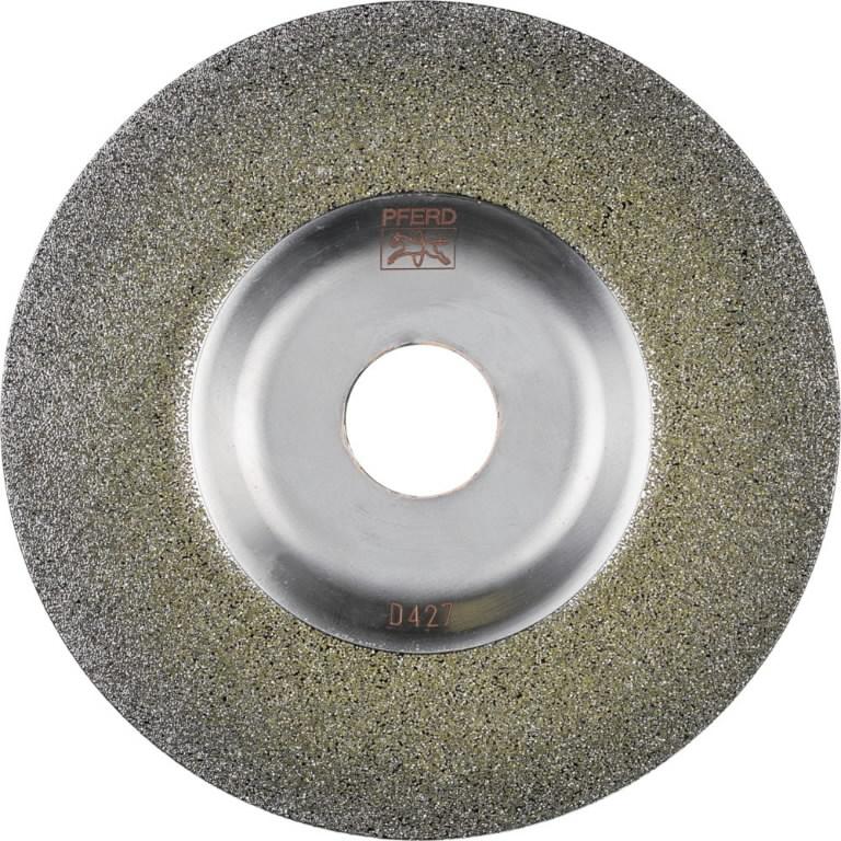 Metallilihvketas 125mm D427 CC-GRIND-SOLID DIAMOND, Pferd