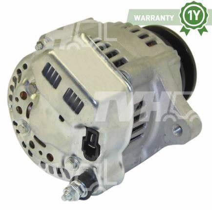 Generaator 40A 12V 16241-64012, Total Source