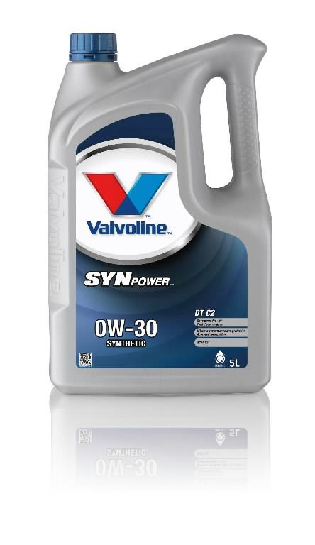Mootoriõli SYNPOWER DT C2 0W30 5L, Valvoline