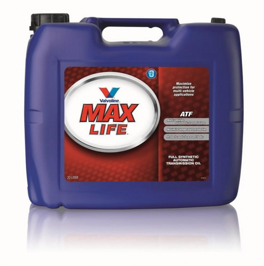 MAXLIFE ATF 20L, Valvoline - Fully synthetic automatic transmission fluids