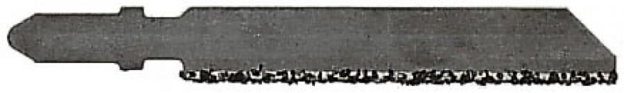 Jig saw blade for ceramics, coarse, 76 mm, HM - 1pcs, Metabo