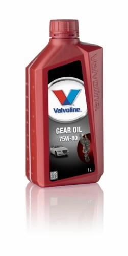 Transmissiooniõli VALVOLINE GEAR OIL 75W80 1L, Valvoline