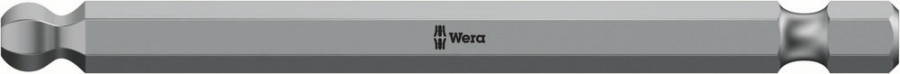 Otsak 1/4´´ 842/4, HEX palliga 5,0x89, Wera