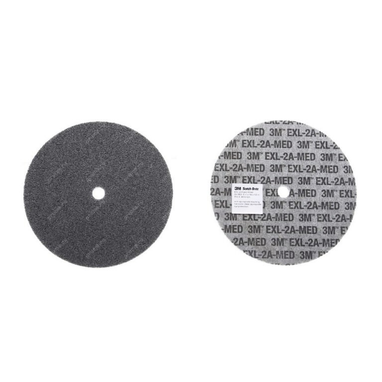 Scotch-Brite XL-UW finishing disc 2A MED 150 x 6 x 12,7mm, 3M