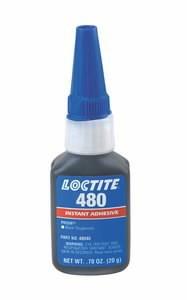 Kiirliim tume  480 20g, Loctite