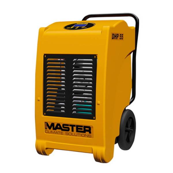 Dehumidifier DHP 55, 45,9  l/24h / 400 m3/h, with pump, Master